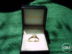 Diamond Ring in Very Affordable Price at UK Free Classified Ads