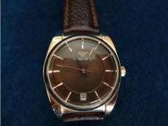 Emporio Armani Watch in Rose Gold for Sale in the UK