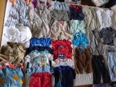 For Sale boys clothes ages 12 to 18 months in UK