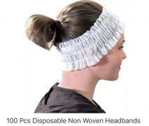 For Sale Spa Disposable headbands in UK