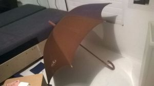 For Sale umbrella with wooden handle in UK