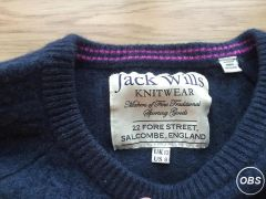 Jack Wills top size 12 for Sale at UK Free Ads