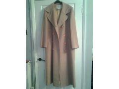 Jaegar designer cashmere mix coat for Sale in UK