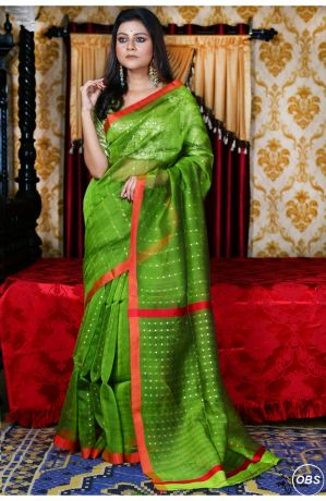 Pure Muslin Jamdani Sarees at a Wholesale Price Online