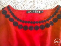 Red Dolly Dare Dress Available at UK Free Classified Ads