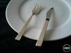 British Airways Stainless Steel Cutlery From the Concord Era at UK Free Classified Ads