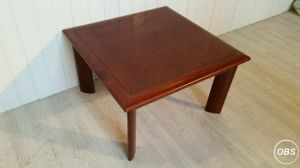 Brown Square Coffee Table for Sale in the UK Free Ads