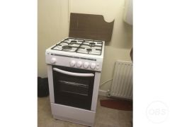 BUSH freestanding gas cooker for Sale in the UK