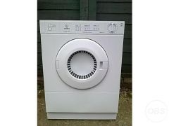 Cheap Indesit 3kg front vented tumble dryer for Sale in the UK