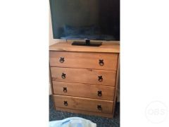 Cheap Mexican pine Bedroom set for Sale in the UK