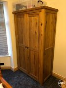 Cheapest 3 piece Rustic Hardwood Solid Oak Furniture for Sale in UK