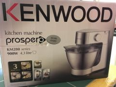 Cheapest Kenwood kitchen machine for Sale in the UK