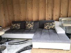 Corner Sofa with Pull Out Bed for Sale at UK Free Classified Ads