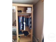 Double mirrored wardrope for Sale in the UK