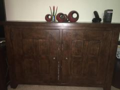 For Sale Wood Antique Sideboard in UK