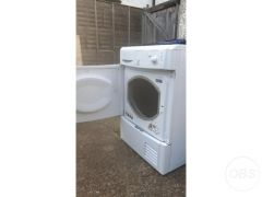 Indesit 8kg condenser tumble dryer for Sale in the UK