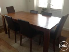 Marian and Spencer table and chairs for Sale in the UK