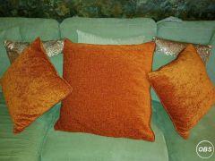 Orange cushions for Sale at UK Free Ads