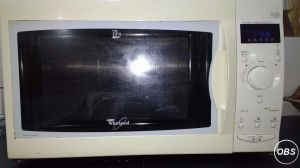 Whirlpool Microwave Oven Jet for Sale in the UK