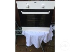 Zanussi Electric Fan Oven for Sale in the UK