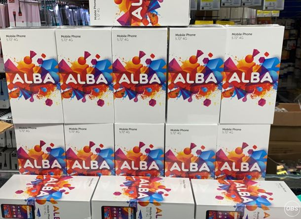 ALBA 572Inch Display 4G 16GB Brand NEW (CasesTglass) Included 1 Year Warranty£47 Only