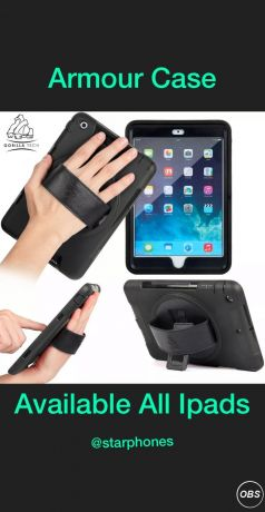 Armour Case available for all ipads in UK