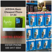 Ayesha Basic Cheapest Phone available for sale in Uk Free Ads