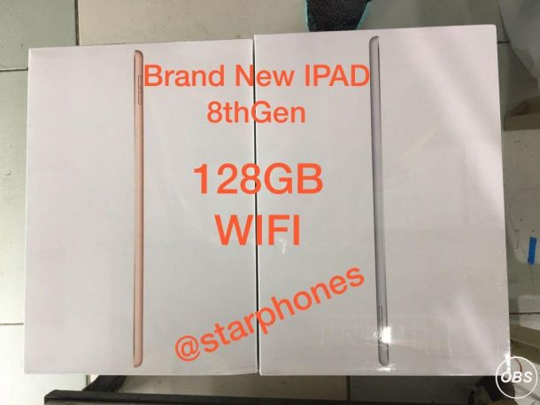 Brand New iPad 8th Gen For Sale in UK