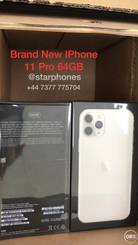 Brand New iPhone 11 pro 64GB for sale in UK