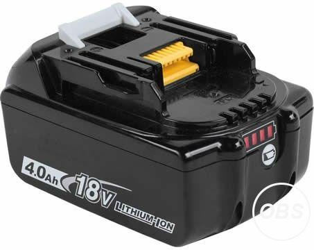 Cordless Drill Battery for Makita BL1840