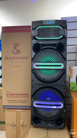 For Sale AV Crowns CH6212 in UK Free Ads