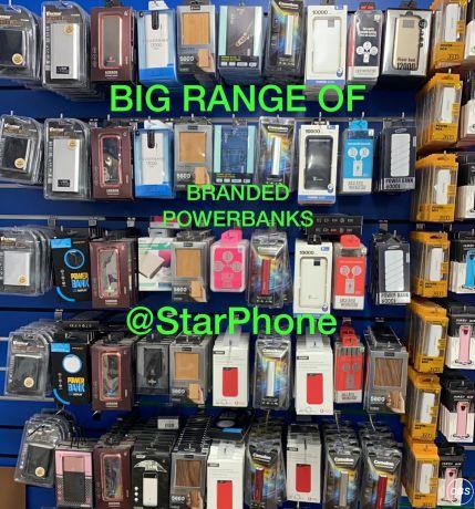 For Sale Big Range of Branded Power Banks in UK