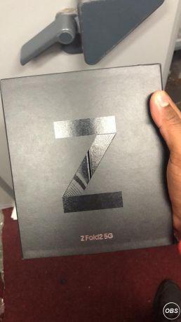 For Sale Samsung Galaxy Z Fold2 5G in UK Free Ads