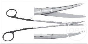 For Sale SC Halsmuskel Schere doppelt gebogen gezahnt aufgewinkelte Branchen in UK
