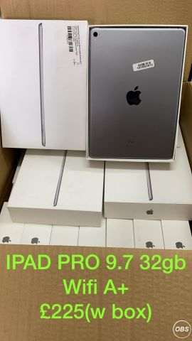For SaleIpad Pro 105 32gb A2152 Wifi £400  in UK Free Ads