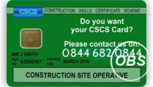 How to Book CSCS Working on Height Test online
