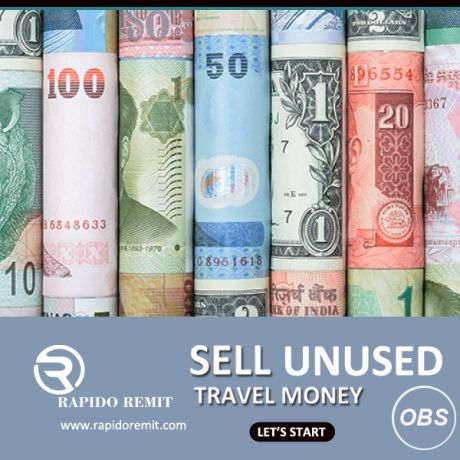 Lets start Rapido Remit Provide currency exchange services in uk