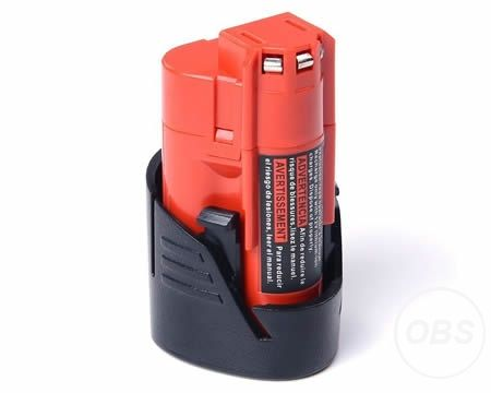 Milwaukee M12B2 Power Tool Batteries