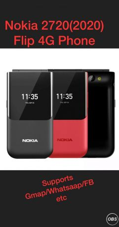 Nokia Flip 4G Phone for sale in uk