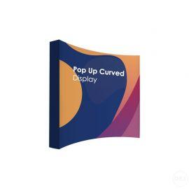 Pop Up Fabric Banner Displays in UK