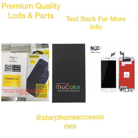 Premium Quality Lcds  Parts for sell in uk