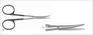 SC Schere gebogen SC Scissors curved for sale  in UK