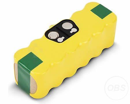 Vacuum Cleaner Battery for Irobot Roomba 600