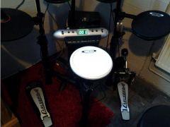 Carlsbro digital drum kit for Sale in the UK