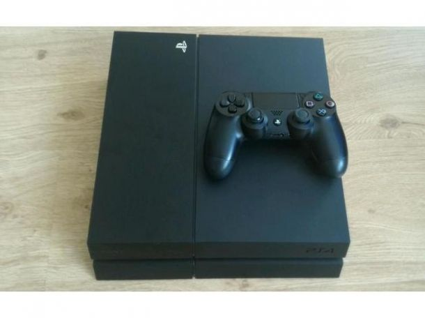 Cheap playstation 4 console controller for sale in the uk ps england west yorkshire bradf - Playstation one console for sale ...