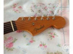 Fender acoustic guitar for Sale in the UK