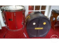 Ferrari Red and 16in Hardcase HN16FT  for sale in the UK