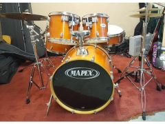 Mapped Drum kit and Cymbals for Sale in the UK