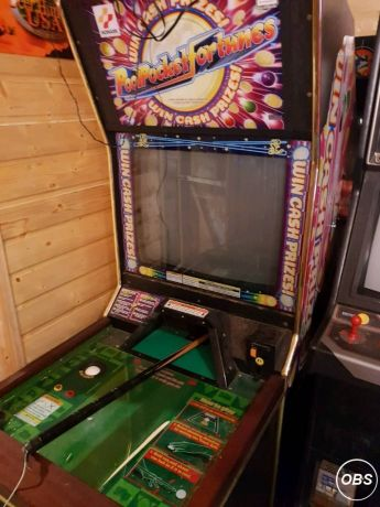 Good Pool Arcade Game for Sale in the UK Free Ads