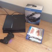 Sale Ps4 500GB Games and Gaming Headset in the UK Free Classified Ads